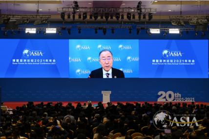 美佳美侬总经理宋佳林受邀参加2021届博鳌亚洲论坛